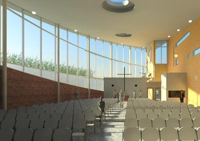 Chapel-Sanctuary