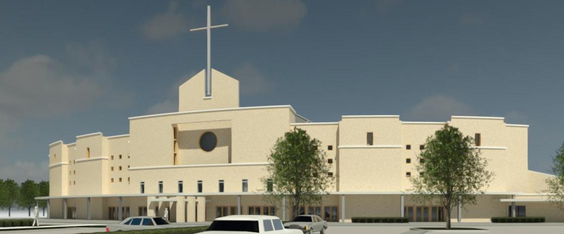 Monument of Faith Church