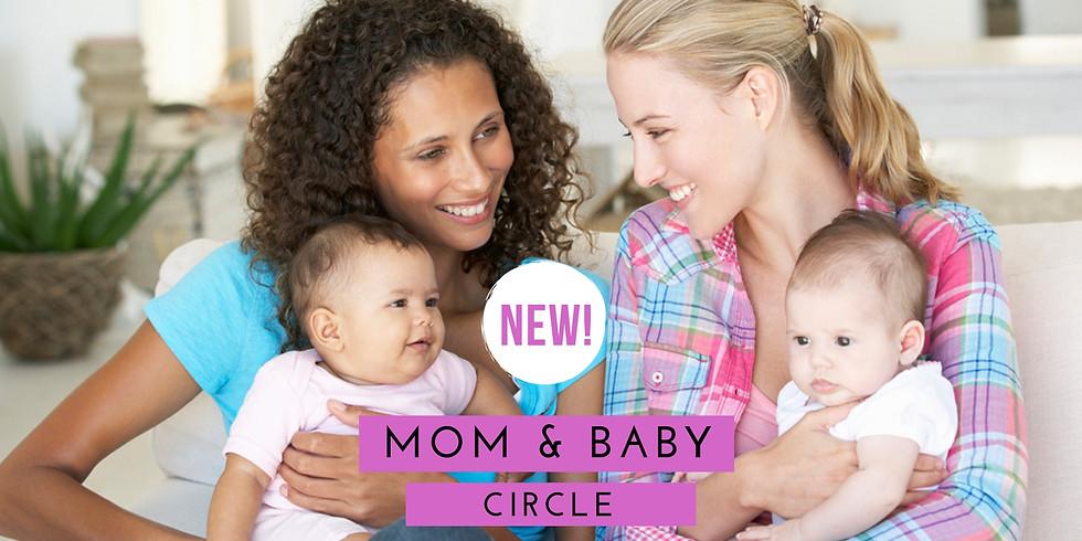 Mom & Baby Circle
