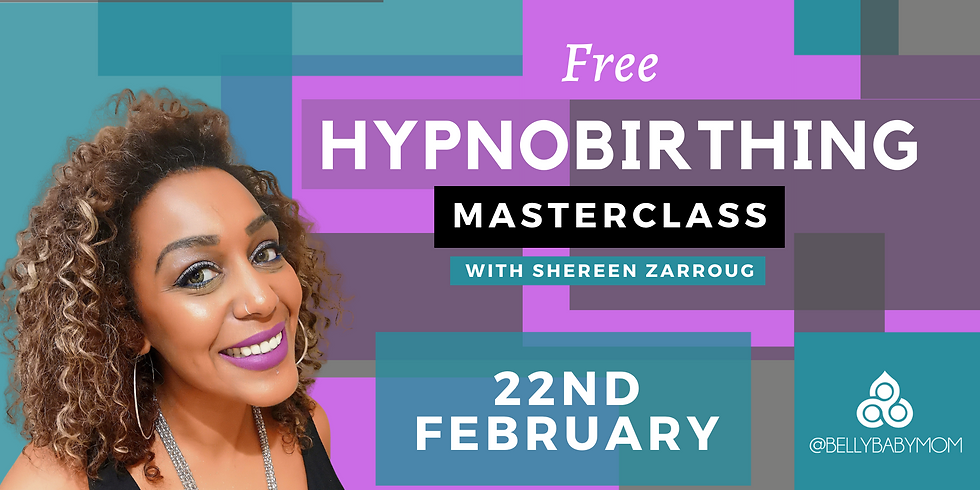 FREE Hypnobirthing Masterclass!