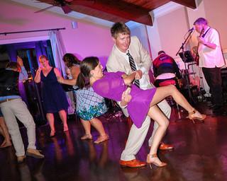 Dancing it up