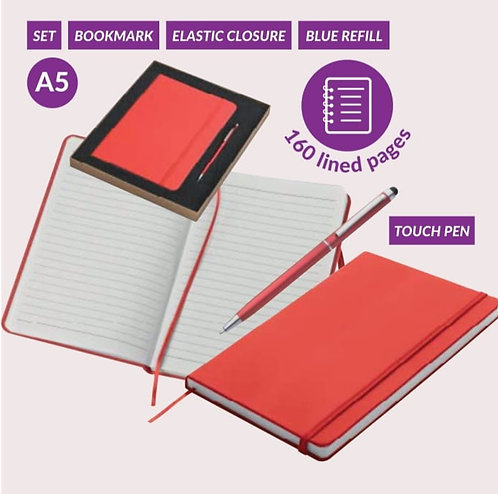 Zestaw notebook i długopis SORGUN