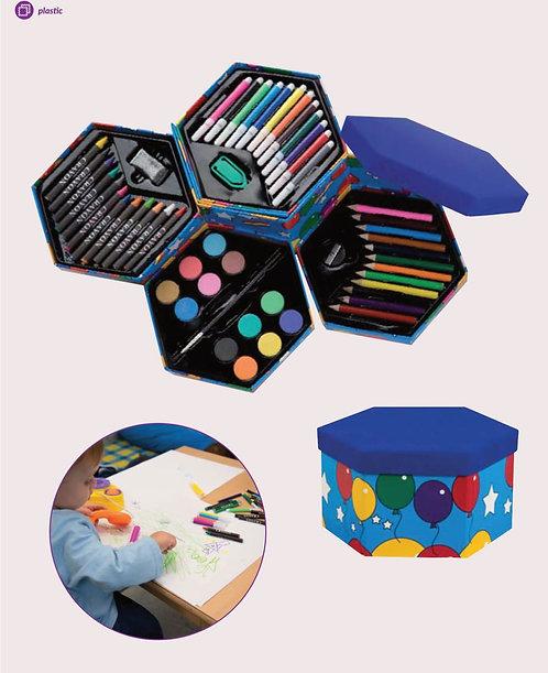 Zestaw do malowania dla dzieci FUN
