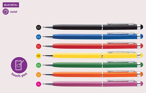 Długopis metalowy touch pen NEW ORLEANS