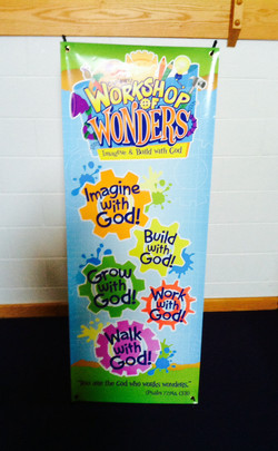 Getting Ready for VBS!
