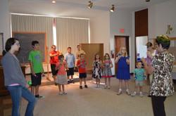 Sunday School Kick Off 2013