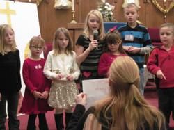 Youth Christmas Play