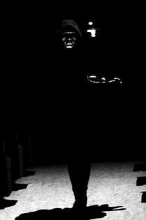 Máscara en el teatro