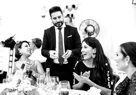 magia de cerca para bodas