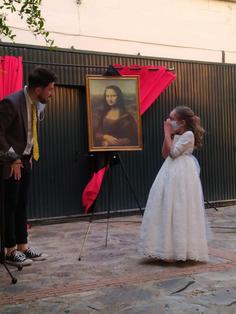 Mago para comuniones en Extremadura