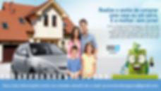 Consórcio Porto Seguro, realizando o sonho da casa própria e do carro zero.