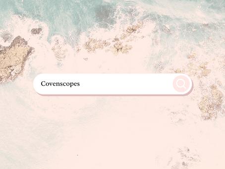 Leo Season Covenscopes by Vanessa Dunne