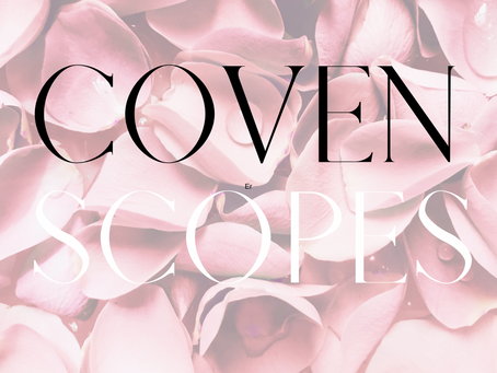 Coven Scopes: Cancer Season Cosmic Wisdom by Vanessa Dunne