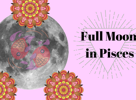 Pisces Full Moon September 2nd