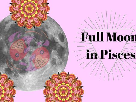 Pisces Full Moon September 2nd