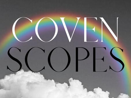 Coven Scopes: Gemini Season Cosmic Wisdom by Vanessa Dunne