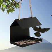 Bauhaus Birdfeeder