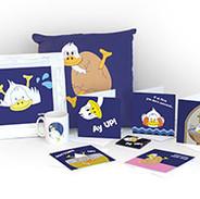 Plucky Duck Giftware Range