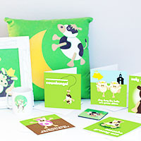 Moody Cow Giftware