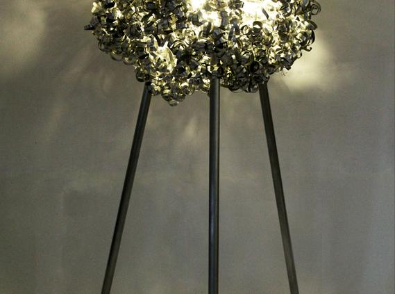 Sworth small standing lamp