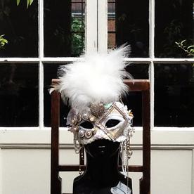 Mask on display