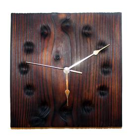 Bygone clock square