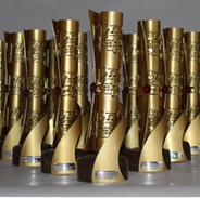 Liverpool Music Award Trophies