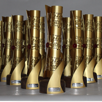 Liverpool Music Award Trophies