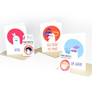 Monstrosities Cards and Badges