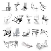 100 Chairs Challenge