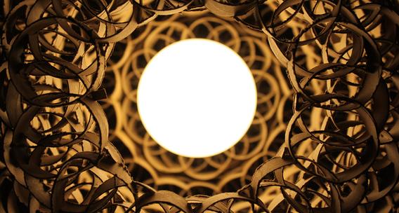 Spirollight detail