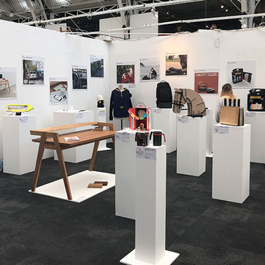 New Designers Exhibition Stands