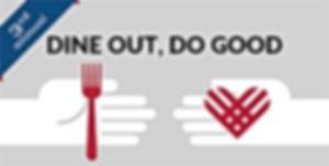 Dine Out Do Good Logo