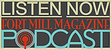 Fort Mill Magazine podcast with Emily Wyatt and Tracey Roman