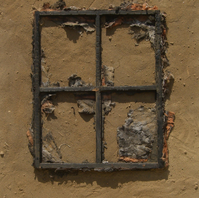 Burnt Canvas, 2007