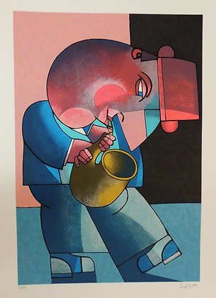 IC30 - Saxofonista