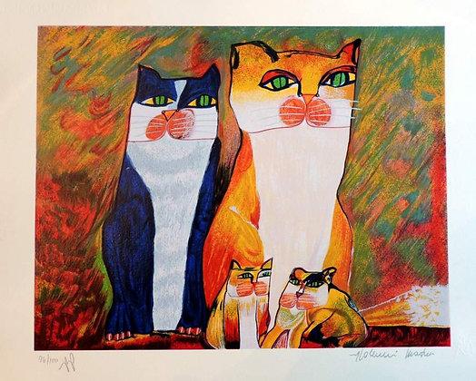 Família de Gato II