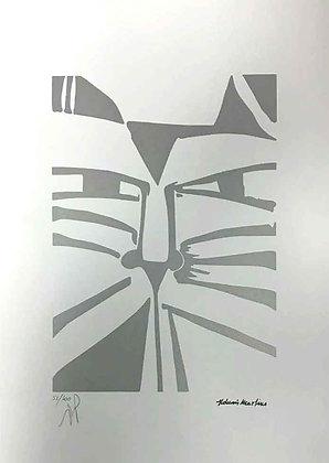 Gato Prateado