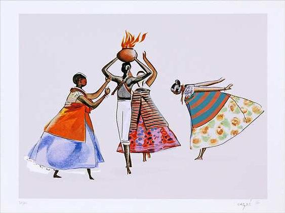 Dança Ritual do Fogo