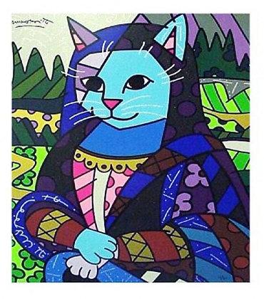 Mona Cat