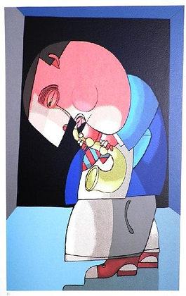 IC01 - Saxofonista