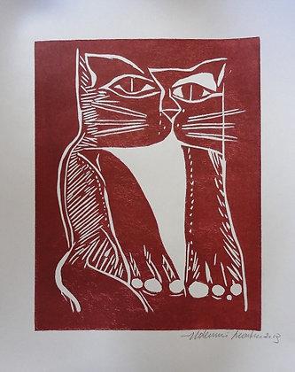 Gato Vermelho II