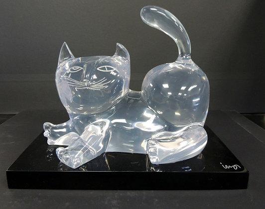 Gato Acrílico