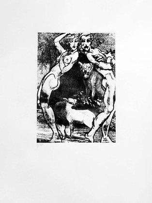 Le Loup Et Lagneau