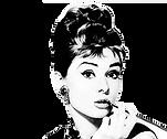 Boutique Appart, Carré d'artistes, 1350 Orbe, Martine Terrats, cadeaux, bijoux, vêtements, Audrey Hepburn