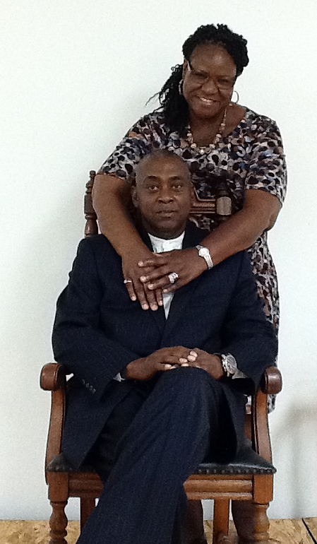 Pastor and First Lady Burdette