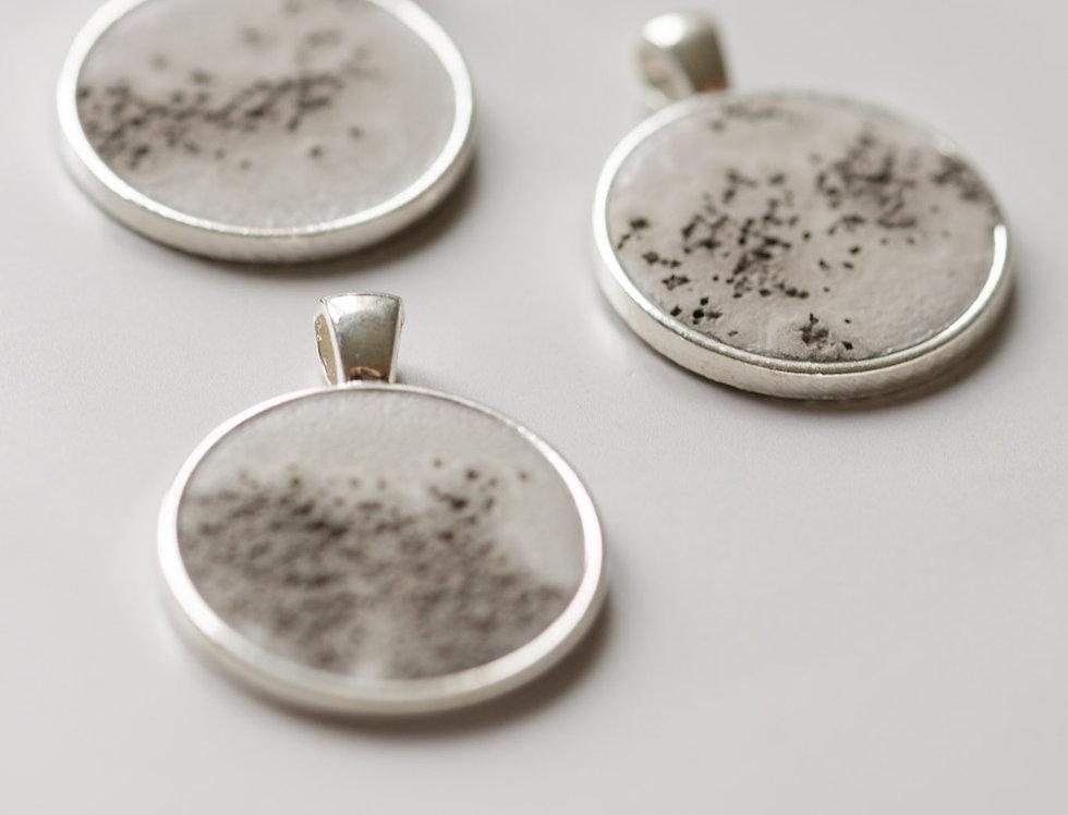 pur concrete pendants