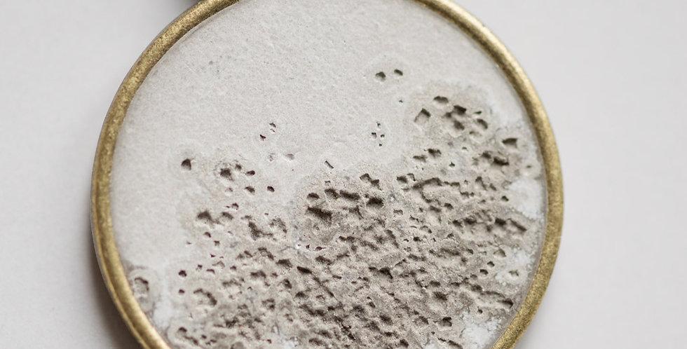 pur concrete pendant