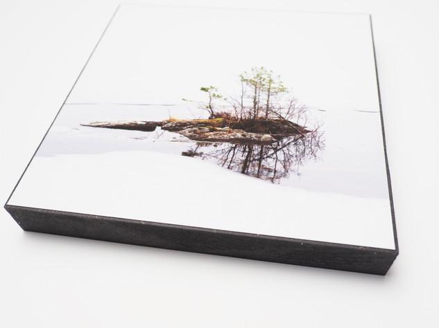 Holzbild 15x15cm  Kunstdruck auf schwarz durchfärbtem MDF. Zum hinhängen und hinstellen!  29€  Artikelnr: 2008 Bestellung per Kontaktformular