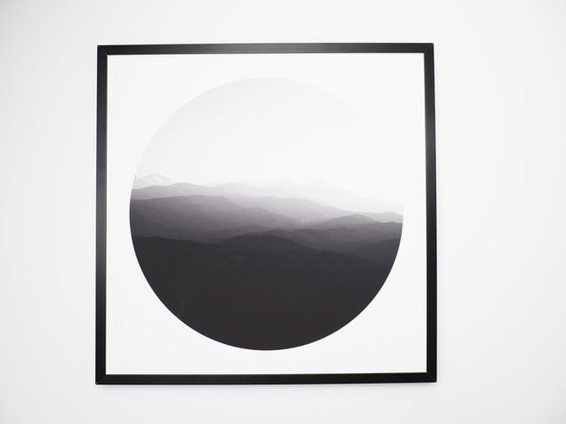 Kunstdruck 32x32cm inkl. schwarzem Aluminium-Bilderrahmen.  49€  Artikelnr: 4001 Bestellung per Kontaktformular